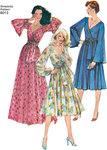 Vintage 1970er kjoler
