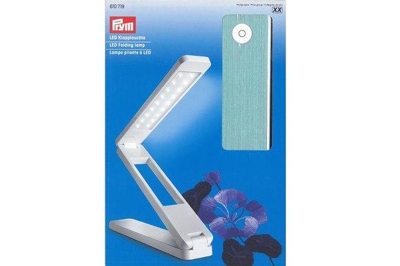 LED foldelampe