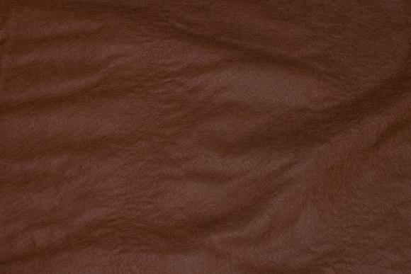 Lysebrun hobby-filt i 180 cm bredde