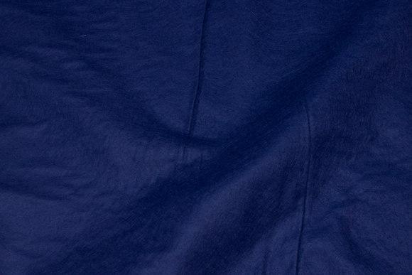 Marineblå hobby-filt i 180 cm bredde