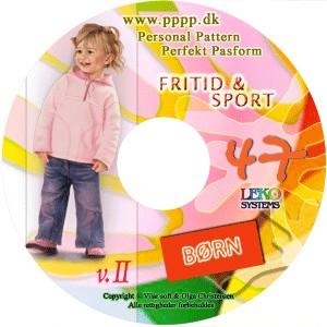 CD-rom nr. 47 - Børn: Fritid og Sport