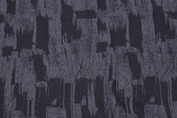 Jersey i sort og grå
