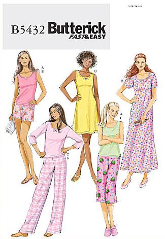 Top, kjole, shorts, bukser