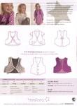 Sød og fin lille vest. Super simpel enkelt snit og god pasform. Skøn i kombination med skjorte, kjoler og tunikaer.