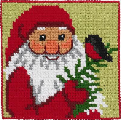 Julemand med kvist, børnestramaj