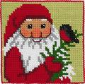 Permin 9244. Julemand med kvist, børnestramaj.