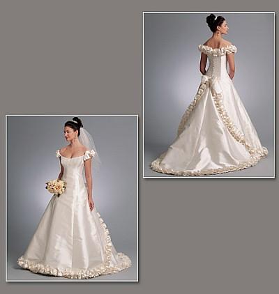 Bryllupskjole - Bellville Sassoon