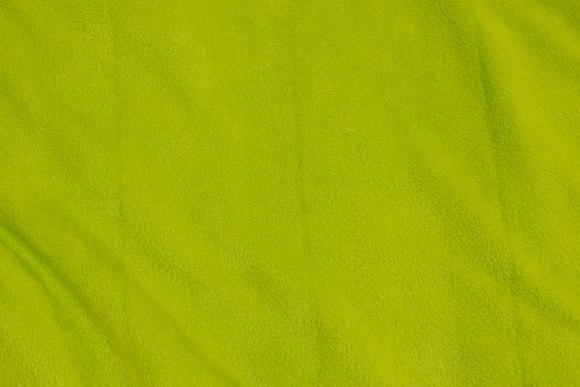 Limegrøn fleece