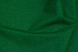 Mørk grøn patchwork-bomuld med nister