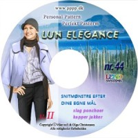 CD-rom nr. 44 - Lun elegance