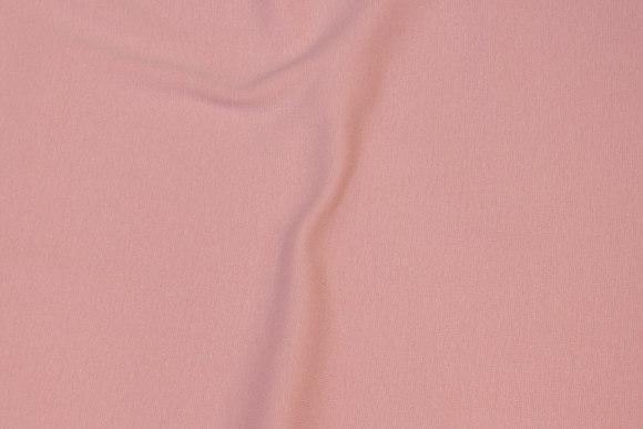 Rib-stof i sart gammelrosa