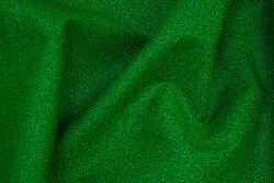 Klar grøn patchwork-bomuld med nister