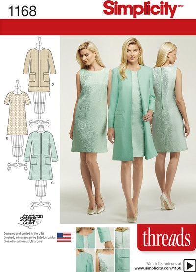 Frakke, jakke, kjole, klassisk stil
