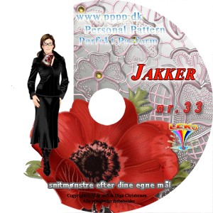 CD-rom nr. 33 - Jakker