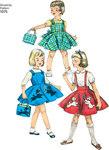 Dragt, Nederdel og Taske og til piger