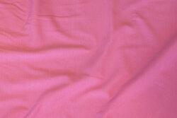 Klar lyserød bomuldsjersey