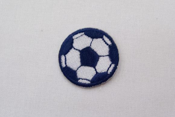 Lille fodbold marine 3cm