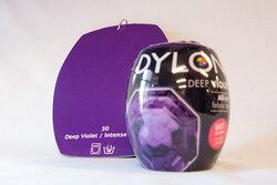 Dylon maskinfarve deep violet