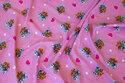 Pink bomuldsjersey med Paw Patrol