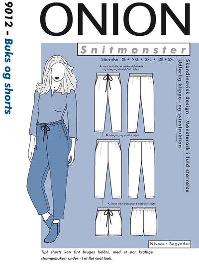 Buks og shorts til store størrelser