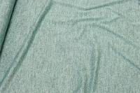Let, mintgrøn strik med lurex glitter