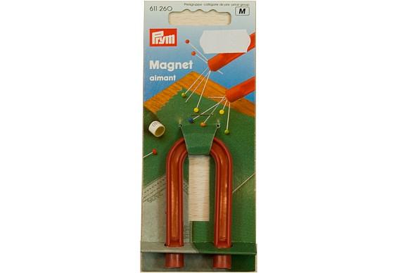 Magnet til opsamling af nåle