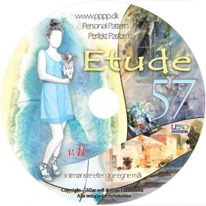 CD-rom nr. 57 - Etude