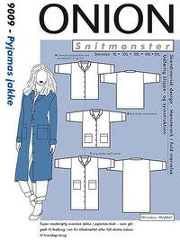 Pyjamas jakke. Onion 9009.