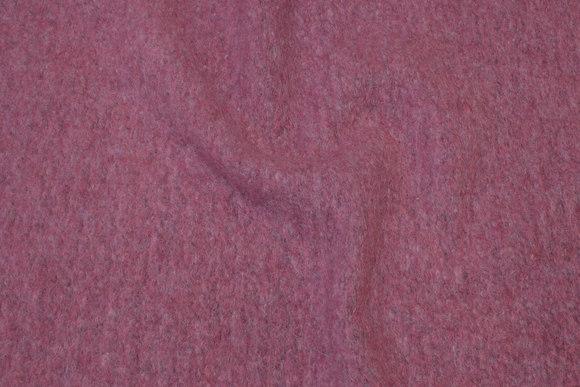 Gammelrosa, filtet uld