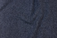 Meleret, grå filtet uld