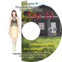 CD-rom nr. 38 - Top 20