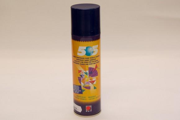 Spraylim som forsvinder med vand 250 mL