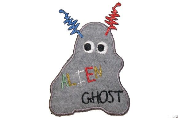 Ghost strygemærke