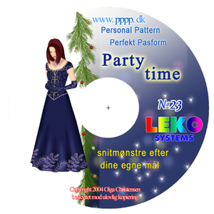 CD-rom nr. 23 - Party Time