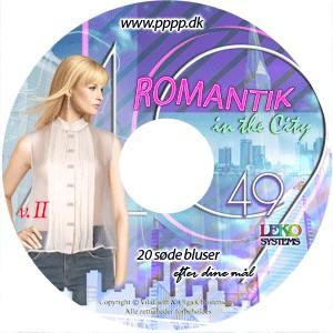 CD-rom nr. 49 - Romantik In The City