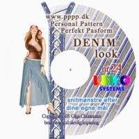 CD-rom nr. 24 - Denim look
