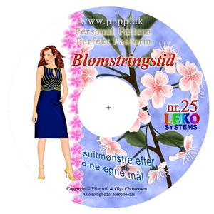 CD-rom nr. 25 - Blomstringstid
