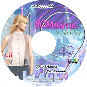 CD-rom nr. 49 - Romantik In The City