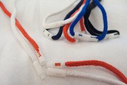 Sikkerhedsanorak- eller hoodiesnor