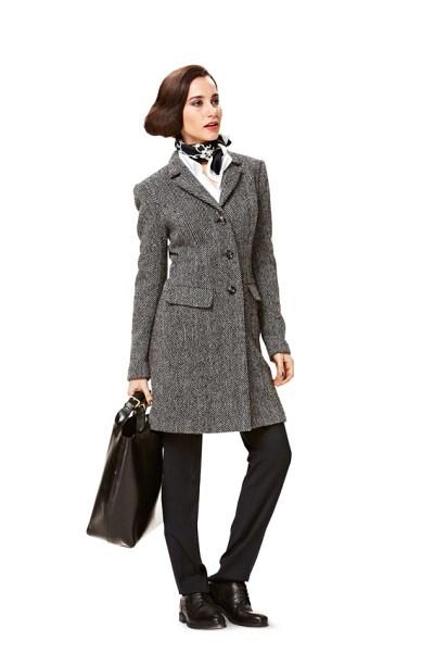 Sæt, blazer, frakke, cigaret-bukser