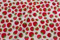 Jordbær er ca. 2-4 cm.