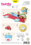 Legetæppe til små børn