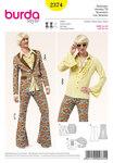 70s Party Suit til mænd