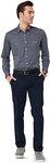 Herrebluse/skjorte, krave variationer