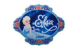 Elsa strygemotiv ca. 8 x 6,5 cm