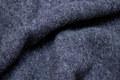 Filtet uld i flot kvalitet i mellemgrå