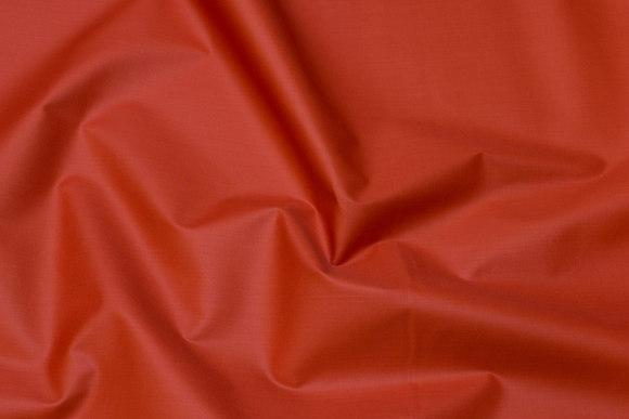 Imprægneret vindstof i rustfarvet