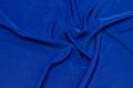 Micro silk-look i coboltblå.