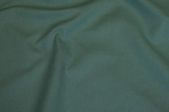 Sanfor-bomuld, økotex, i støvgrøn