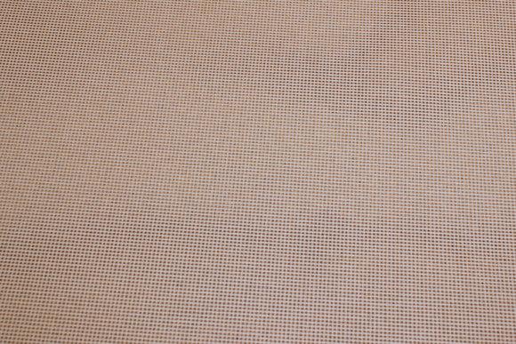 Stramaj, hvid 3,8 tråd pr. cm